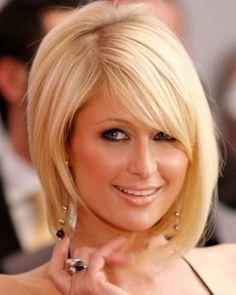 Swell Peinados De Paris Hilton 16 Cortes De Cabello Pinterest De Hairstyles For Women Draintrainus