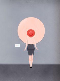 Active Spectator Art Print by Marco Melgrati | Society6