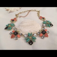 ☀️Posh New Statement Necklace☀️ Just In NWT Make a Statement Wearing This Gorgeous Necklace☀️ Jewelry Necklaces