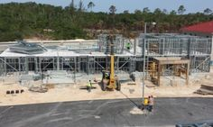 Scottsdale Construction Systems | Steel Frame Rollforming Technology