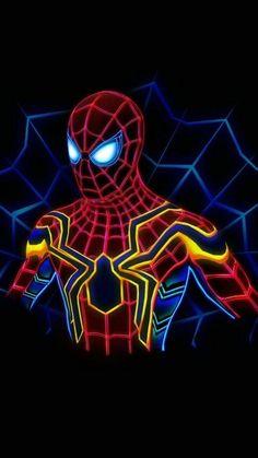 Spiderman – Spiderman – Peter Parker – Backgrounds – Wallpaper - Suit World Marvel Avengers, Marvel Art, Marvel Dc Comics, Marvel Heroes, Marvel Movies, Amazing Spiderman, Spiderman Noir, Spiderman Art, Spiderman Wallpaper 4k