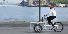 Build your own open source cargo bike (or buy it from XYZ Cycle) : TreeHugger