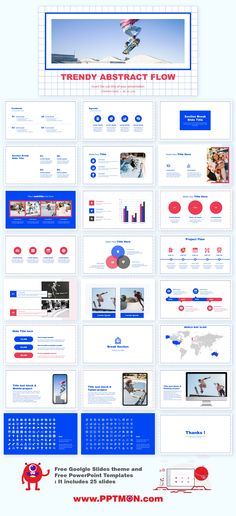 Free Google Slides theme and PowerPoint Template for Trendy Abstract Flow Presentation  #FREEPPTTEMPLATE, #PPTDESIGN, #POWERPOINTDESIGN, #PPTTEMPLATEDOWNLOAD, #POWERPOINTTEMPLATE, #GOOGLESLIDES, #GOOGLESLIDESTHEME, #GOOGLEPRESENTATION, #PRESENTATIONDESIGN, #FREEPOWERPOINTTEMPLATES  Free PPT template, PPT Design, Powerpoint design, PPT Template download, Powerpoint templates, Google slides, Google slides theme, Google presentation, Free powerpoint background, Presentation design Powerpoint Design Templates, Powerpoint Template Free, Ppt Design, Presentation Design, Presentation Templates, Behance, Abstract, Google, Flow