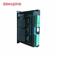 Get Discount dawupine DM542 Stepper Motor Controller Leadshine 2-phase Digital Stepper Motor Driver 18-48 VDC Max. 4.1A 57 86 Series Motor #dawupine #DM542 #Stepper #Motor #Controller #Leadshine #2-phase #Digital #Driver #18-48 #Max. #4.1A #Series