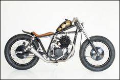 ϟ Hell Kustom ϟ: Kawasaki KZ200