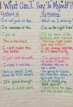 PMA: positive mental attitude!