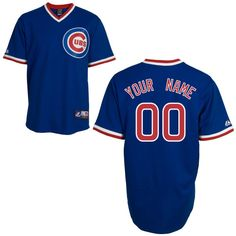 ryne sandberg chicago cubs royal cooperstown jersey by majestic