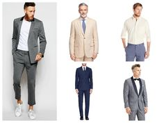 What to Wear to a Wedding: Wedding Outfits for Men and Women | TheKnot.com