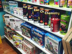 Do you have a student or child that loves STEM? With our award winning ScienceWiz kits you can provide a fun, educational experience great for homeschooled students!  Now available at our Bottineau store inside Simple Threads Quilt Shop, come check us out! . . . . . . #NaturesNook #Toys #Book #Science #Technology #Engineering #Math #STEM #Experiments #HomeSchool #Educational #Fun #ScienceWiz #Kits #Chemistry #Electricity #Magnetism #School #MiddleSchool #Bottineau #Botno #Minot #MinotAFB…