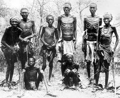 The first Holocaust: Horrifying secrets of Germany's earliest genocide inside Africa's 'Forbidden Zone'