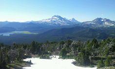 Mt. Bachelor Ski Resort in Bend, OR