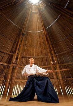 ♂ Japanese martial art Aikido