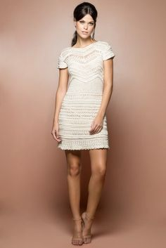 Off Queen Crochet Dress - Vanessa Montoro USA - vanessamontorolojausa