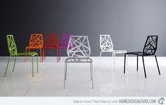 15 Stunning Modern Kitchen Chairs