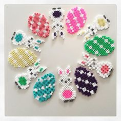 Easter hama beads by vibfos