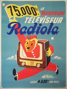 Ravo Radiola by Galerie Montmartre, via Flickr