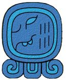 """MEN (Eagle)  Men = Current Trecena cycle (13 days starting on June 19). This is the 13 day Trecena cycle for Men, you are in the 3rd day of the Men Trecena. It means Eagle and it is considered the nagual of good fortune and economic well-being, with strong representations around clarity and profound understanding. The animal totems of Men are the eagle and """"maq'uq' """", the sacred quetzal bird."""
