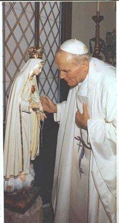 Pope John Paul II   Pope John Paul II Quotes   Theotokos