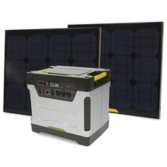 The Home Solar Power Generator - Hammacher Schlemmer