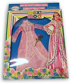 Maxi Mod - Fashion Dolls #