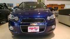 2014 Chevrolet Sonic LTAuto LT Auto 4dr Hatchback w/1SD Hatchback 4 Doors Blue for sale in Rogers, MN Source: http://www.usedcarsgroup.com/new-chevrolet-sonic-for-sale