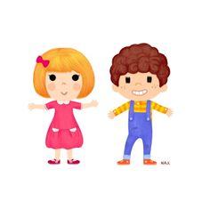Les enfants - Kids - 아이들 : 네이버 블로그 - Nax illustration Disney Characters, Fictional Characters, Sketches, Behance, Illustrations, Disney Princess, Artwork, Kids, Child