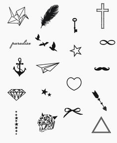 DIY tattoos - quick and easy! - Do you want a real looking fake tattoo? The perfect DIY tattoo within a - Mini Tattoos, Leo Tattoos, Buddha Tattoos, Fake Tattoos, Little Tattoos, Finger Tattoos, Future Tattoos, Body Art Tattoos, Tattoo Drawings