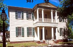 The Mordecai House is not just a historical house, it's a historical park with multiple buildings to explore. If you're even in the Raleigh North Carolina area, check it out