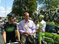 Edvald BOASSON HAGEN et Christian PRUDHOMME by Nathalie05, via Flickr