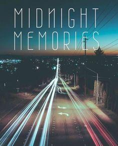 Midnight Memories! <3 TOMORRROWWWWW