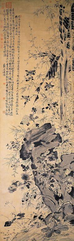 xu-wei_flowers-and-bamboos