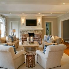 Living Room Ideas On Pinterest Couch Family Rooms And