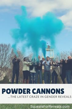 Your Father's day gender reveal will be special and fun with powder cannons! Fall Gender Reveal, Gender Reveal Balloons, Baby Shower Gender Reveal, Baby Gender, Nature Themed Nursery, I'm Pregnant, Reveal Parties, Maternity Photography, Kids And Parenting