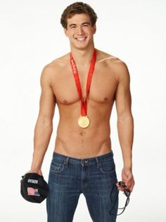 Helloo ladies, I'm Nathan Adrian. The other guy that was swimming the Men's 4x100