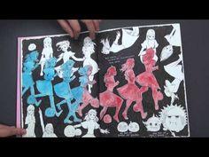 XYZ's Calarts Sketchbook 2015