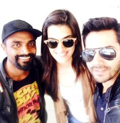 Varun Dhawan and Kriti Sanon have reached Bulgaria to shoot for Dilwale.