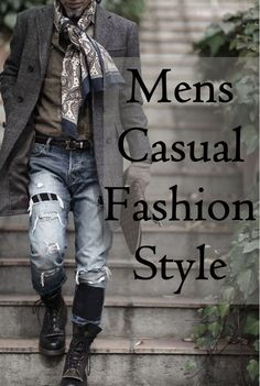 Men's Casual Fashion Style: While we all know that both men and women wear casual clothing, it us kind of a given that men can do casual fashion much better than women.