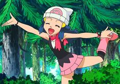 Pokemon Tg, Pokemon Pearl, Dawn Pictures, Ash And Dawn, All Anime Characters, Pokemon Ash And Serena, Gym Leaders, Anime Girl Hot, Sailor Mars