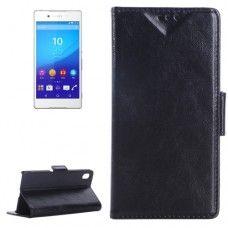 Capinha de couro Sony Xperia Z4