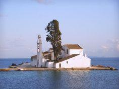 Pontikonisi Corfu Corfu Greece
