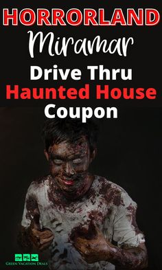Looking for fun things to do for the Halloween season in South Florida? You should visit Horrorland! This is an amazing drive-thru haunted attraction in Miramar FL. Because it's a drive through event, you don't have to worry about social distancing or anything like that. But you'll still get to experience different themed passages with zombies, monsters, ghosts, and other scary surprises. Find out how to save money on this haunted house with a coupon.