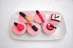 Cupcakes - Maquilhagem
