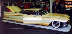 61 Cadillac-Gene Winfield - Legendary Custom Car Builder