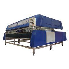 Cleanvac BRS320 Otomatik halı yıkama makinası ; halı yıkama firmaları için ekstra yıkama kapasitesi sunmakta olup iş gücünden, sudan, elektrikten, zamandan tasarruf etme imkanı sağlamaktadır. Günde 1500 – 2000 metrekareye kadar halı yıkama imkanı sunan bantlı otomatik halı yıkama makinası, tasarruflu elektrik tüketimi ile daha az ve daha fazla halı yıkar.