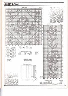copriletto | Hobby lavori femminili - ricamo - uncinetto - maglia