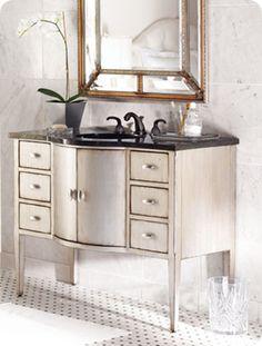 Metallic Finishes on Furniture
