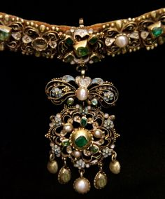 Hungarian 17th Century Necklace