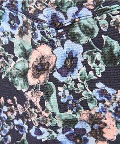 WHO'S WHO gallery MEN'S(フーズフーギャラリー メンズ)のテキスタイルシャツ(シャツ・ブラウス)|詳細画像