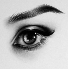Audrey Eye Detail by *IleanaHunter on deviantART