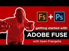 In this Adobe Fuse CC 2015 tutorial video, learn how to send custom created characters from Adobe Fuse to Cinema 4D, as well as option for other full 3D prog...